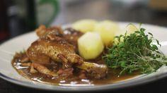 Eén - Dagelijkse kost - stoofpotje van kip en oude geuze