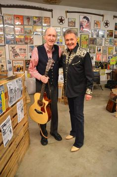 George Hamilton IV and Bill Anderson