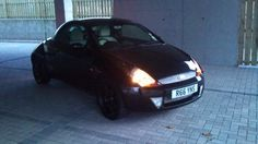 Looking good - HARD TOP AND SOFT TOP AND LEATHER Ford Street Ka