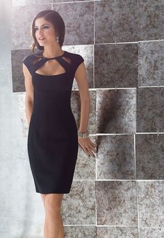 There is 0 tip to buy this dress: black little black little black black sheath black cut out sheath cut out neck office wear to work classic black. Help by posting a tip if you know where to get one of these clothes.