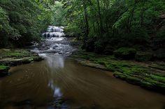 Fallsville Ohio Waterfalls