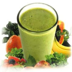 160 calorie green smoothie and watch the fat melt off!   • 6 ice cubes  • 1 fresh or frozen banana  • 2 handfuls of fresh spinach, arugula or romaine  • 1 apple, quartered... See More http://www.scribd.com/doc/207717823/Super-Shred-Diet-Cookbook-and-Recipe-to-Help-With-the-Super-Shred-Program-by-Dr-ian-Smith
