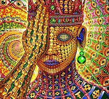 Kyle Sawyer (aka SalviaDroid) is a visionary digital artist who portrays his psychedelic experiences in impressive detail. Alex Gray Art, Alex Grey, Art Visionnaire, Psychadelic Art, Psy Art, Ouvrages D'art, Mystique, Hippie Art, Art Graphique