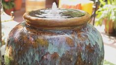 How to Keep Garden Fountain Water Clean