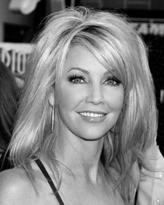 Heather Locklear actriz n.en 1961 en California