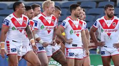 Canterbury Bulldogs, James Graham, Heavy Heart, Two And A Half, Rugby League, The St, Sports News, Dragons