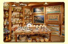 The Art and the history of the Italian Artistic ceramics - Italian handcrafted ceramics from Il Ninfeo, Amalfi Coast