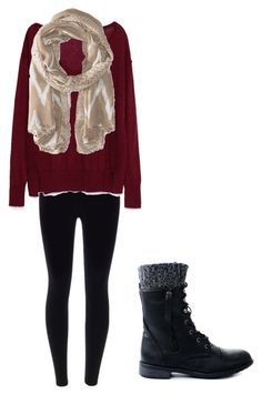 """""""winter oufits"""" by lc-cordeiro on Polyvore"""