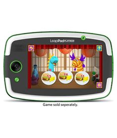 Buy LeapFrog LeapPad Platinum Tablet - Green at Argos.co.uk - Your Online Shop for Children's tablets, Educational electronic toys.
