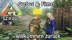 ARK:SURVIVAL EVOLVED S2#001 Willkommen zurück mit Grebog & Finnel