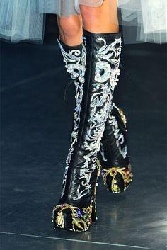 Vivienne Westwood  Great Boots :)