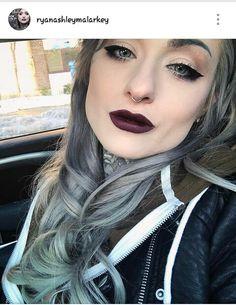 Ryan Ashley Malarkey: Missing you today Hot Tattoo Girls, Girl Tattoos, Hand Tattoos, Ryan Ashley Malarkey, Ink Master, Hair Falling Out, Girl Body, Free Makeup, Inked Girls