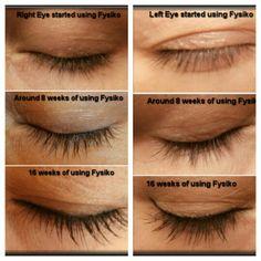 04e9423b108 Fysiko Eyelash Growth Serum results Best Lash Serum, Best Eyelash Growth,  Eyelashes How To