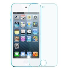 Insten Tempered Glass LCD Phone Screen Protector Film Cover For Apple iPod Touch 5th Gen/ 6th Gen
