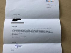 Here's what Google CEO Sundar Pichai's signature says about him according to an expert (GOOGL GOOG)