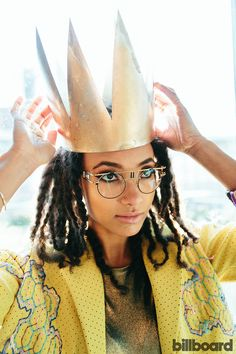 Esperanza Spalding Billboard Shoot | Billboard