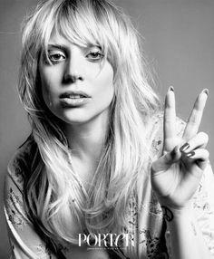 Lady Gaga covers Porter 7