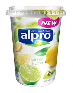 Alpro Lemon & Lime