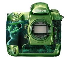 Nikon D3 Incredible Hulk