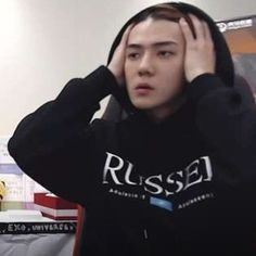 /Me trying to understand math/: Memes Exo, Funny Kpop Memes, Cute Memes, Kpop Exo, Chanyeol, Live Meme, All Meme, Meme Faces, Funny Faces