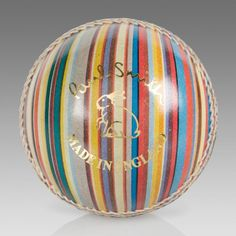 Paul Smith Accessories | Signature Stripe Cricket Ball