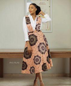 Unique Ankara Styles, Ankara Dress Styles, African Print Dresses, African Dress, Latest Ankara Styles, African Prints, African Fabric, African Fashion Ankara, Latest African Fashion Dresses