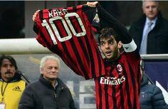 Ricardo Kaka 100 GOL Untuk AC Milan | BDbola.com