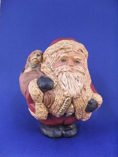 Lefever Santa With Toy Bag