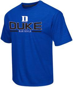 Duke Blue Devils Royal Mens In The Vault Synthetic Poly Short Sleeve T Shirt $33.95