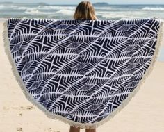 Don't Hit The Beach Without These 6 Sick Beach Towels... #thebeachpeople #beachtowel #summeressentials
