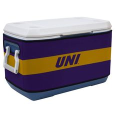 Northern Iowa Panthers 70qt. Rappz Cooler Cover - $69.99