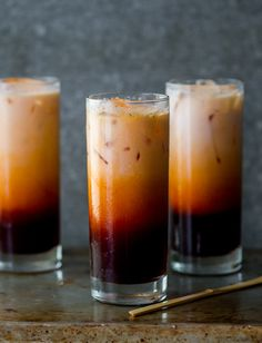 Easy Thai Tea Recipe (Thai Iced Tea) from White On Rice Couple | whiteonricecouple #Iced_Tea