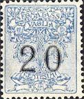 Magazine Italy: Francobolli d'Italia | Regno 1924 | Segnatasse per vaglia