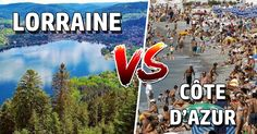 TOP 10 des raisons de passer ses vacances en Lorraine plutôt que sur la côte d'Azur - https://www.le-lorrain.fr/blog/2017/07/07/10-raisons-passer-vacances-lorraine-plutot-cote-dazur/