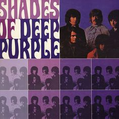 USED VINYL RECORD 12 inch 33 rpm vinyl LP Released in 1968, Shades of Deep Purple is the debut studio album by the English rock band Deep Purple. Tetragrammaton Records (T-102) Side 1: And The Address
