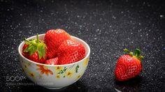 Strawberries - Pinned by Mak Khalaf Food 16:9backgroundcloseupfoodfreshfruitgreenindoornikonstrawberriessweetwallpaper by sadek8282