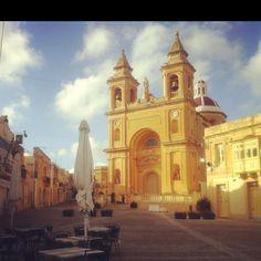 Malta church