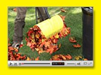 No Touching Wet, Smelly Leaves or Debris  No Other Pick-up Tools Needed  Picks up loads of leaves or a single leaf  You never have to bend over – not even for the very last leaf!  Ideal for picking up leaves, grass clippings, pine cones, pine needles, cactus, pebbles, dog piles, horse manure in stalls and corrals and much more!