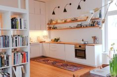 Former New Yorkers Land in a Beautiful Berlin Apartment (And Learn You Have to BYO Kitchen) | Apartment Therapy