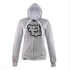 royal arts style women's hoodie