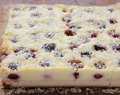 Prajitura cu branza dulce si cirese - Desert De Casa - Maria Popa Cake Recipes, Food And Drink, Ice Cream, Cooking Recipes, Sweets, Cakes, Sweet Treats, Salads, Dump Cake Recipes