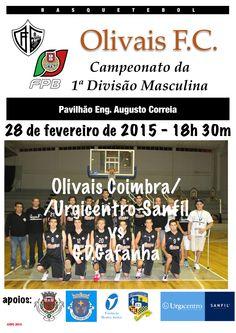 28-2-2015, Olivais Coimbra