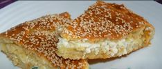 Sweet Bakery, Pastry Art, Cauliflower Soup, Greek Recipes, French Toast, Cheese, Breakfast, Breads, Brot