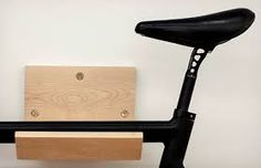 how to make a handle bar bike holder -