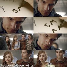 "#TeenWolf 5x01 ""Creatures of the Night"""