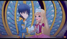 rose cinderella and hawk snow white The Grand Ball.... The Happily Ever After...