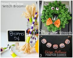 Craftaholics Anonymous® | Easy Halloween Spider Cupcake Toppers