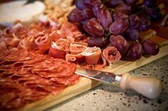 1313 Main serves charcuterie in Napa, CA.  http://www.donapa.com/bars-nightlife/1313-main