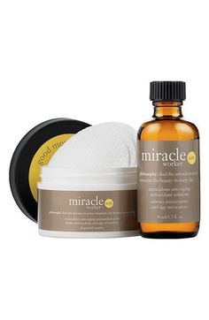 philosophy 'miracle worker a.m.'...       $58.00
