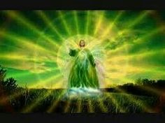 Archangel Raphael is very welcome here. Op Art, Yoga Detox, Religion, Angel Guidance, Everything Is Connected, Ascended Masters, A Course In Miracles, Angels Among Us, Messages